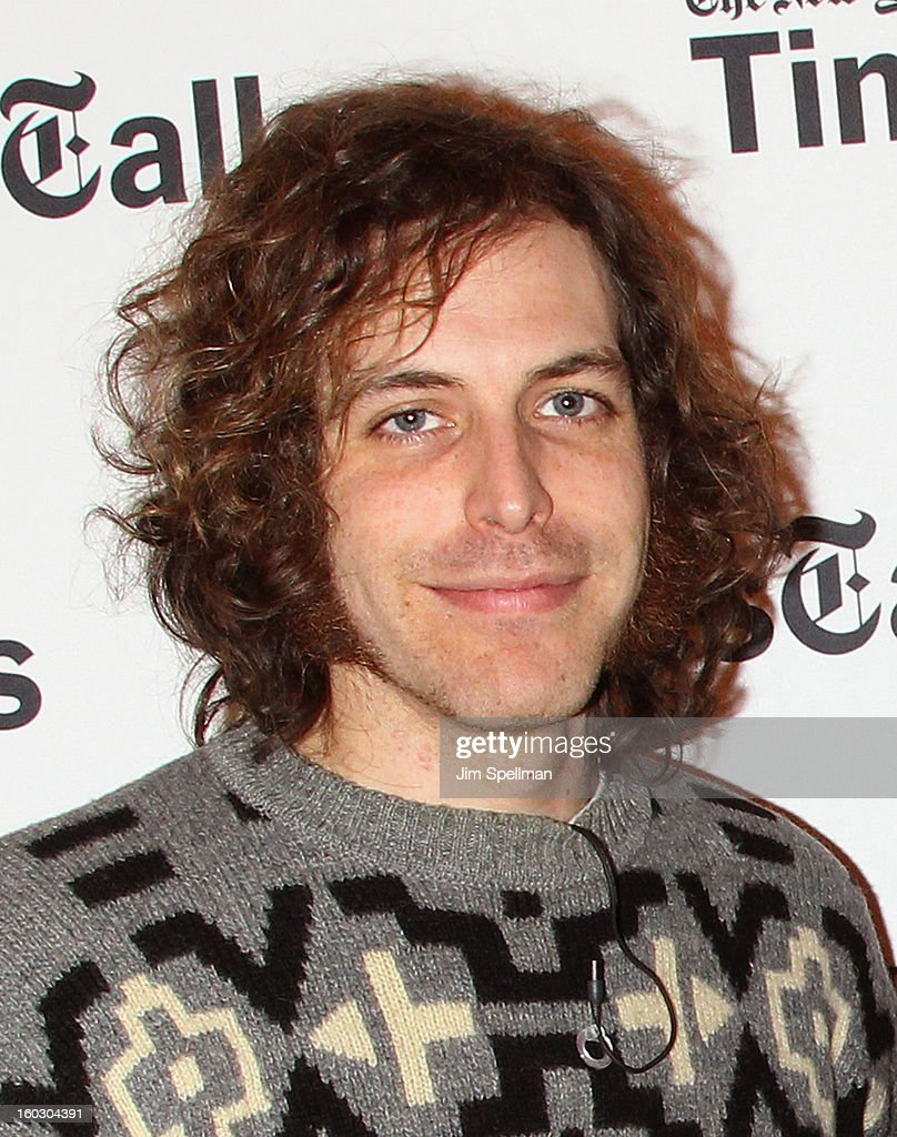 Director Jonathan Krisel attends New York Times TimesTalks Presents: 'Portlandia' at TheTimesCenter on January 28, 2013 in New York City.