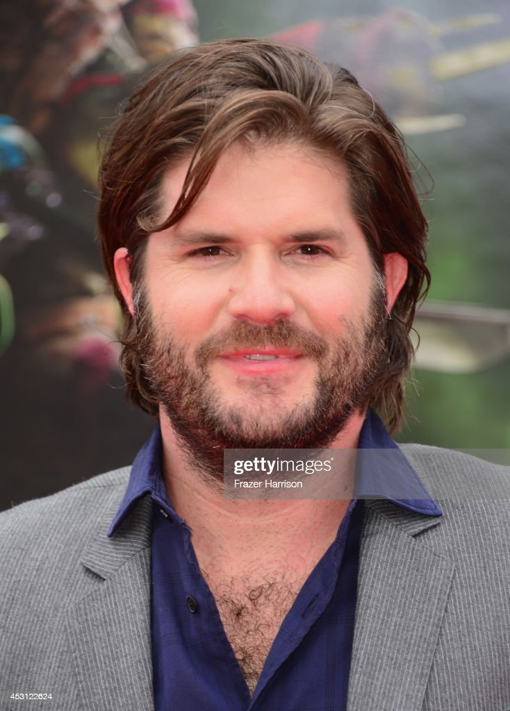 Director Jonathan Liebesman attends Paramount Pictures' 'Teenage Mutant Ninja Turtles' premiere at Regency Village Theatre on August 3, 2014 in Westwood, California.