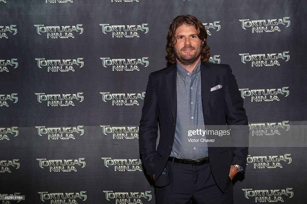 Director <a gi-track='captionPersonalityLinkClicked' href=/galleries/search?phrase=Jonathan+Liebesman&family=editorial&specificpeople=3210478 ng-click='$event.stopPropagation()'>Jonathan Liebesman</a> attends the Latin American Premiere of Paramount Pictures' 'Teenage Mutant Ninja Turtles' at Cinepolis Acoxpa, on July 29, 2014 in Mexico City, Mexico.