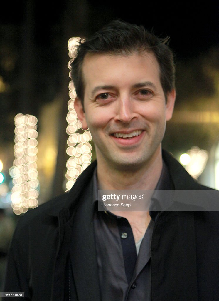 Director Jonathan Watton attends a screening of 'Pamplemousse' at the Metro thetare at the 29th Santa Barbara International Film Festival on February 3, 2014 in Santa Barbara, California.