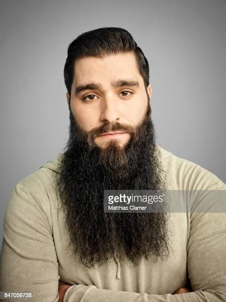 Director Jordan VogtRoberts from 'Kong Skull Island' is photographed for Entertainment Weekly Magazine on July 23 2016 at Comic Con in the Hard Rock...