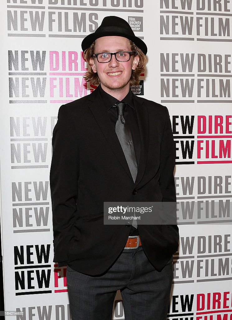 Director Jordi Wijnalda attends the New Directors/New Films 2013 Opening Night screening of 'Blue Caprice' at the Museum of Modern Art on March 20, 2013 in New York City.