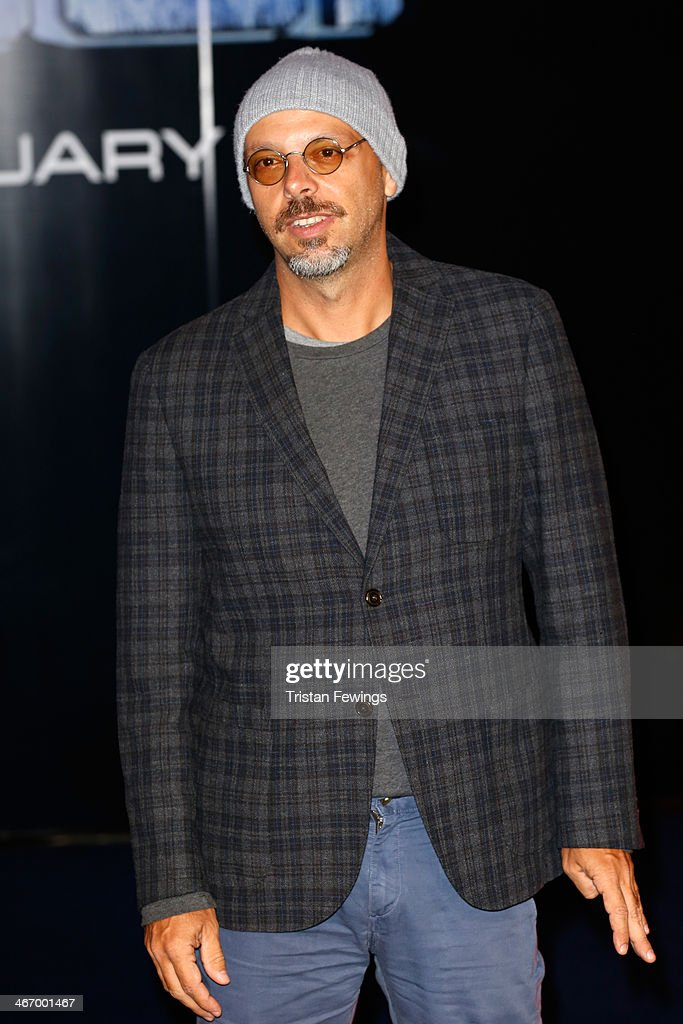 Director <a gi-track='captionPersonalityLinkClicked' href=/galleries/search?phrase=Jose+Padilha&family=editorial&specificpeople=4510705 ng-click='$event.stopPropagation()'>Jose Padilha</a> attends the World Premiere of 'Robocop' at BFI IMAX on February 5, 2014 in London, England.