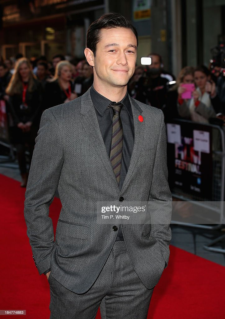 Director Joseph Gordon Levitt attends 'Don Jon' screening during the 57th BFI London Film Festival at Odeon West End on October 16, 2013 in London, England.