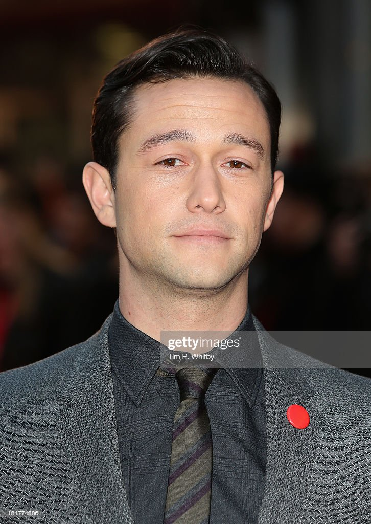 Director Joseph Gordon Levitt attends the 'Don Jon' screening during the 57th BFI London Film Festival at Odeon West End on October 16, 2013 in London, England.