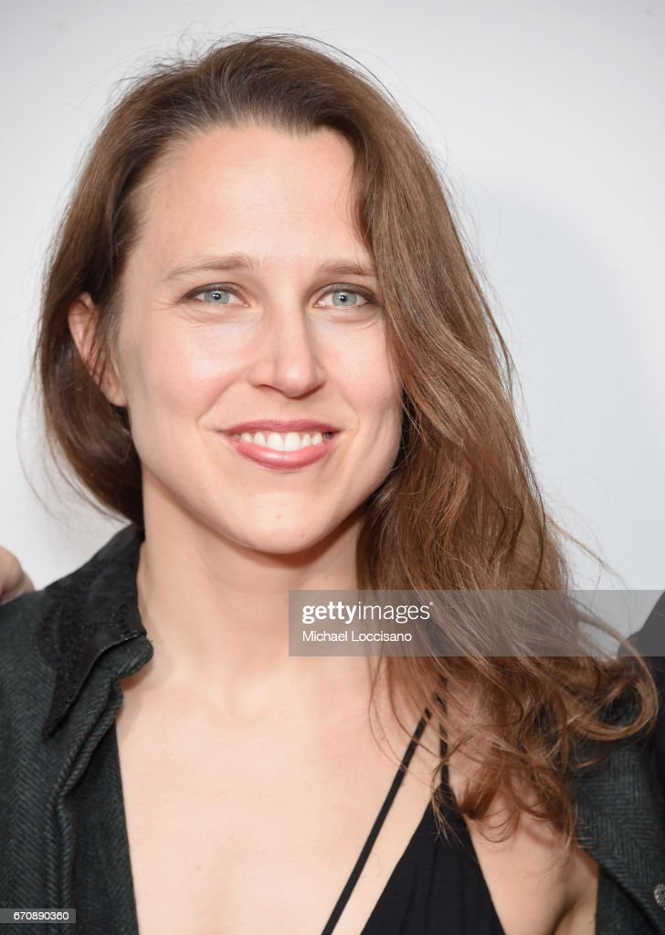 Director Josephine Decker attends the 'Flame' Premiere during 2017 Tribeca Film Festival at Cinepolis Chelsea on April 20, 2017 in New York City.