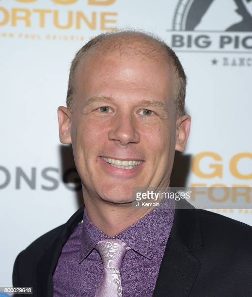Director Josh Tickell attends the 'Good Fortune' New York Premiere at AMC Loews Lincoln Square 13 theater on June 22 2017 in New York City