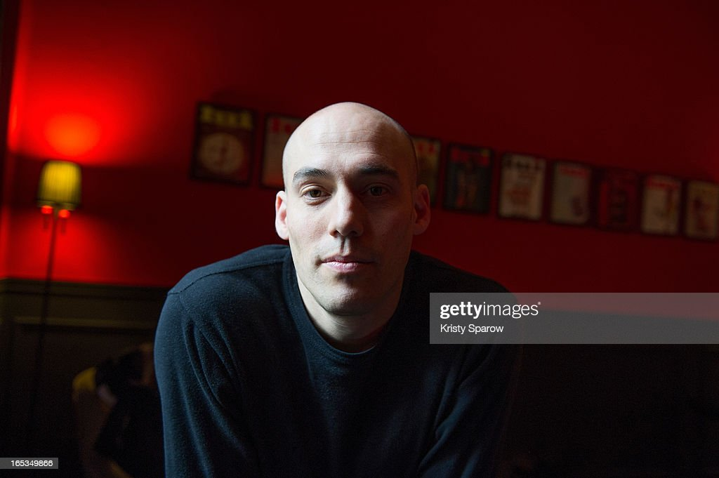 Director Joshua Oppenheimer poses for a portrait at the Hotel Alba Opera on April 3, 2013 in Paris, France.Ê