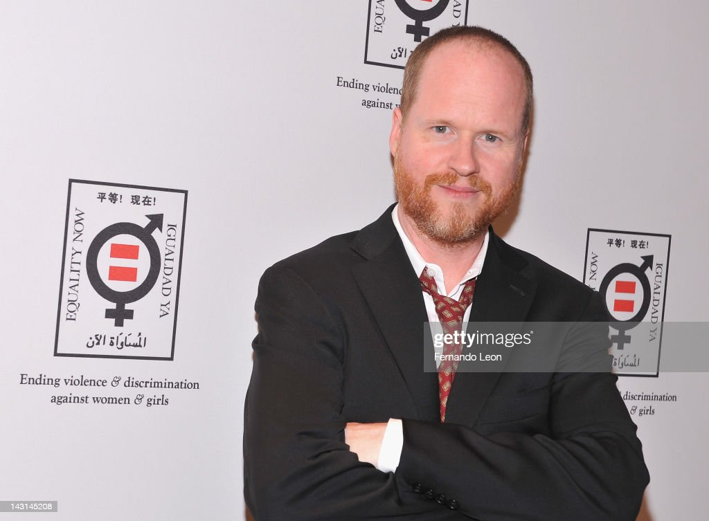 Director Joss Whedon attends the Equality Now 20th Anniversary Fundraiser Event at Asia Society on April 19 2012 in New York City