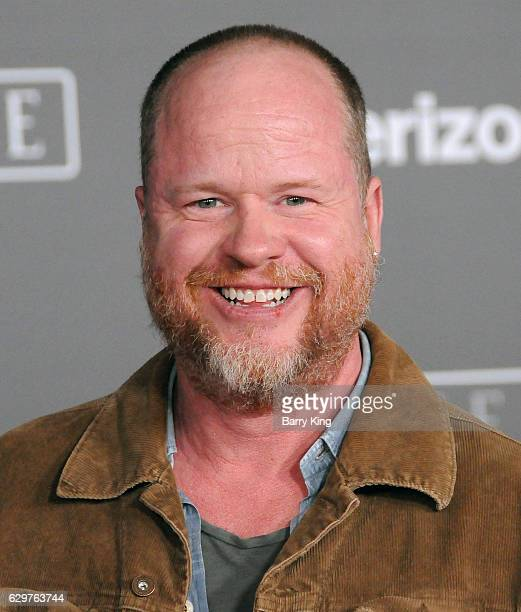 Director Joss Whedon attends the premiere of Walt Disney Pictures and Lucasfilms' 'Rogue One A Star Wars Story' at the Pantages Theatre on December...