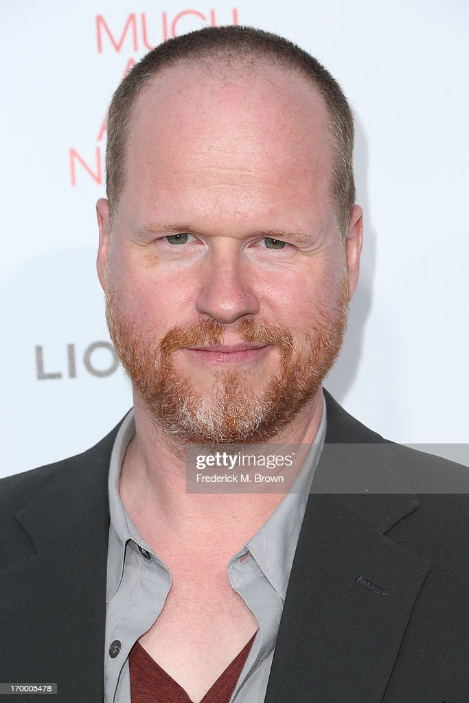Director Joss Whedon attends the screening of Lionsgate and Roadside Attractions' 'Much Ado About Nothing' at Oscar's Outdoors Hollywood theater on...