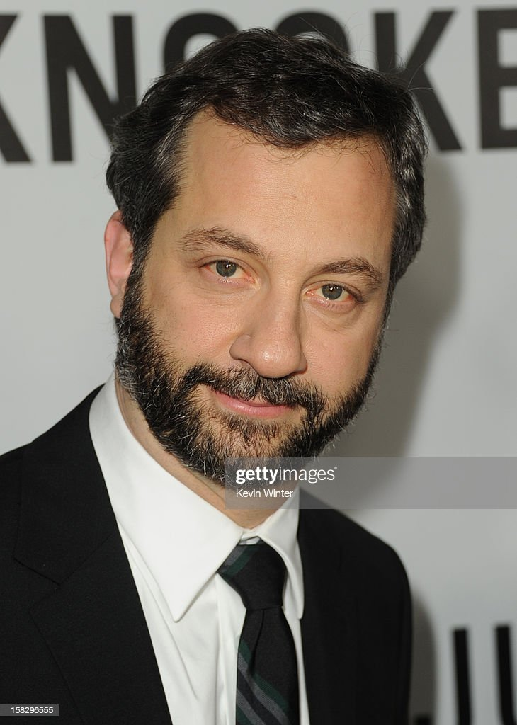 Director Judd Apatow attends the premiere of Universal Pictures' 'This Is 40' at Grauman's Chinese Theatre on December 12, 2012 in Hollywood, California.