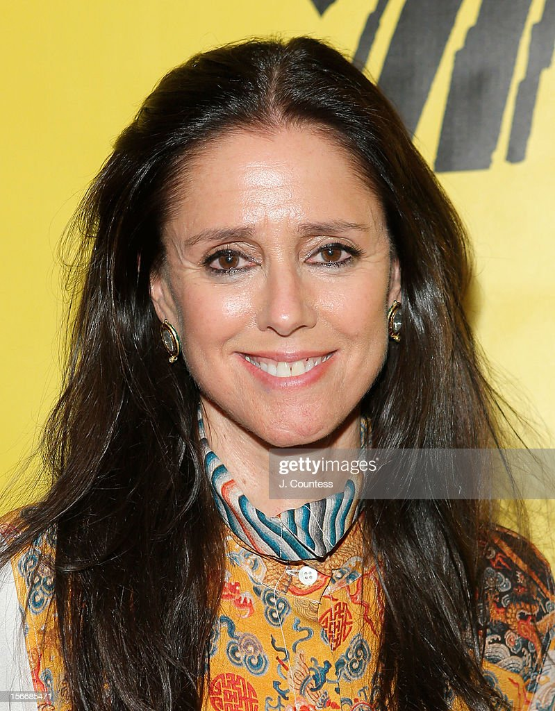 Director Julie Taymor attends the afterparty for 'The Lion King' Broadway 15th Anniversary Celebration at Minskoff Theatre on November 18, 2012 in New York City.