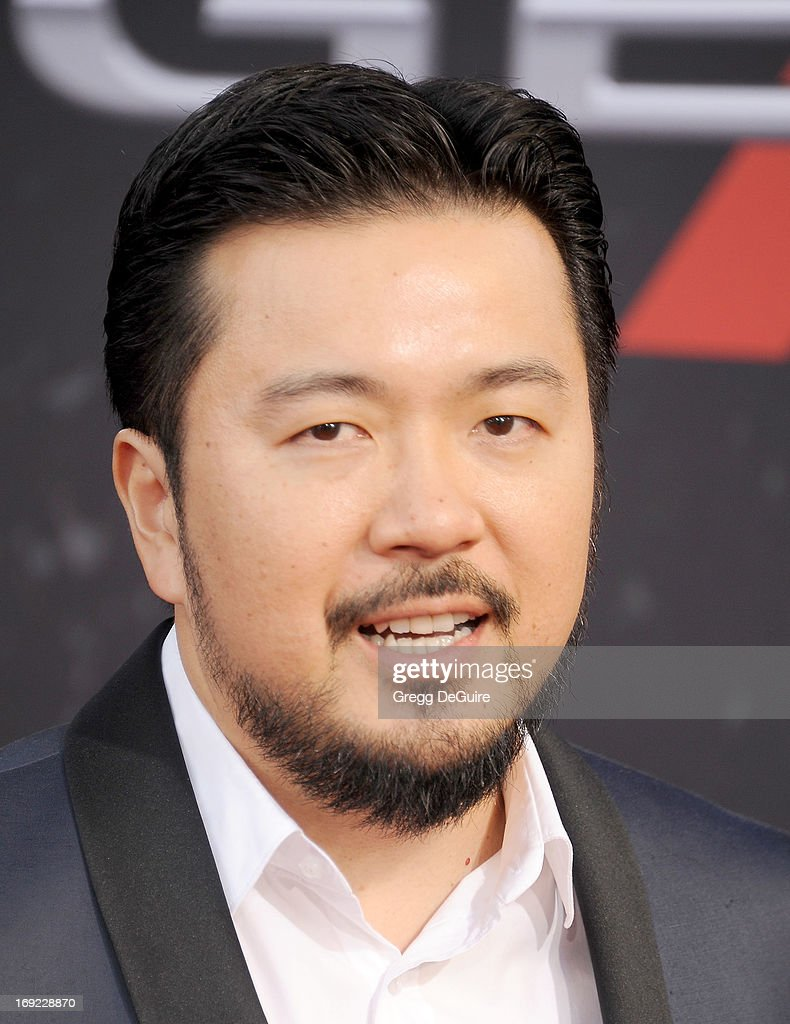 Director Justin Lin arrives at the Los Angeles premiere of 'Fast & The Furious 6' at Gibson Amphitheatre on May 21, 2013 in Universal City, California.