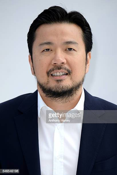 Director Justin Lin attends the UK premiere of 'Star Trek Beyond' on July 12 2016 in London United Kingdom