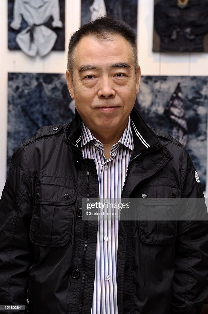 Director Kaige Chen attends the Guess Portrait Studio during 2012 Toronto International Film Festivalat at the Bell Lightbox on September 11, 2012 in Toronto, Canada.