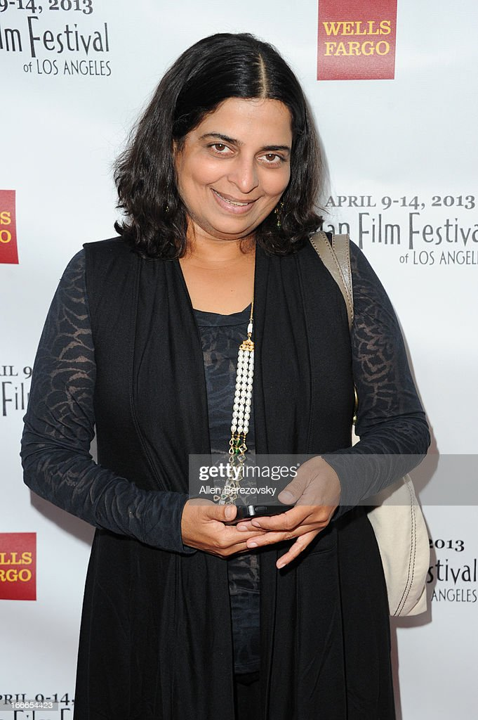 Director Kanika Myer attends the 11th Annual Indian Film Festival of Los Angeles Closing Night Gala premiere of 'Midnight's Children' at ArcLight Hollywood on April 14, 2013 in Hollywood, California.
