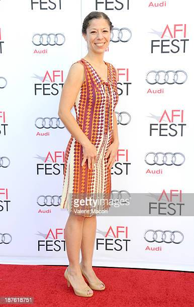 Director Karlyn Michelson attends the screening of 'The Last Emperor' 3D during AFI FEST 2013 Presented By Audi at TCL Chinese Theatre on November 10...