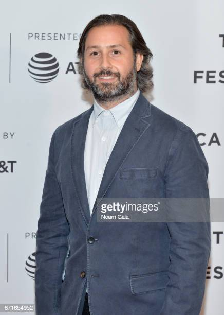 Director Kasra Farahani attends the 'Tilt' Premiere during 2017 Tribeca Film Festival at Cinepolis Chelsea on April 22 2017 in New York City