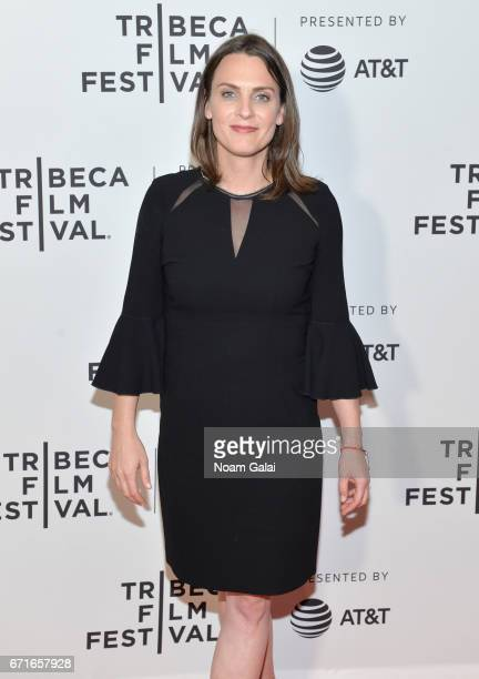 Director Kate Brooks attends 'The Last Animals' Premiere during 2017 Tribeca Film Festival at Cinepolis Chelsea on April 22 2017 in New York City