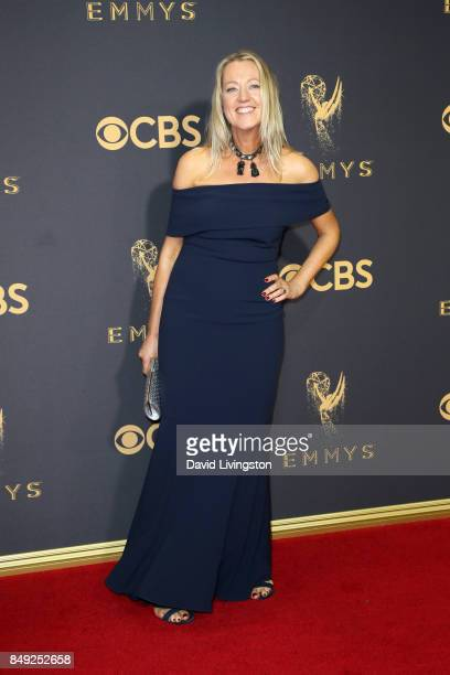 Director Kate Dennis attends the 69th Annual Primetime Emmy Awards Arrivals at Microsoft Theater on September 17 2017 in Los Angeles California