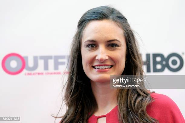 Director Katherine Fairfax Wright attends the opening night gala of 'God's Own Country' at the 2017 Outfest Los Angeles LGBT Film Festival at Orpheum...