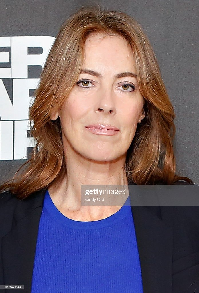 Director <a gi-track='captionPersonalityLinkClicked' href=/galleries/search?phrase=Kathryn+Bigelow&family=editorial&specificpeople=1278119 ng-click='$event.stopPropagation()'>Kathryn Bigelow</a> attends the 'Zero Dark Thirty' New York Photo Call at Ritz Carlton Hotel on December 4, 2012 in New York City.
