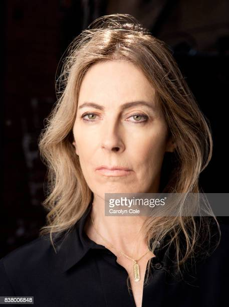 Director Kathryn Bigelow is photographed for Los Angeles Times on July 19 2017 in New York City PUBLISHED IMAGE CREDIT MUST READ Carolyn Cole/Los...