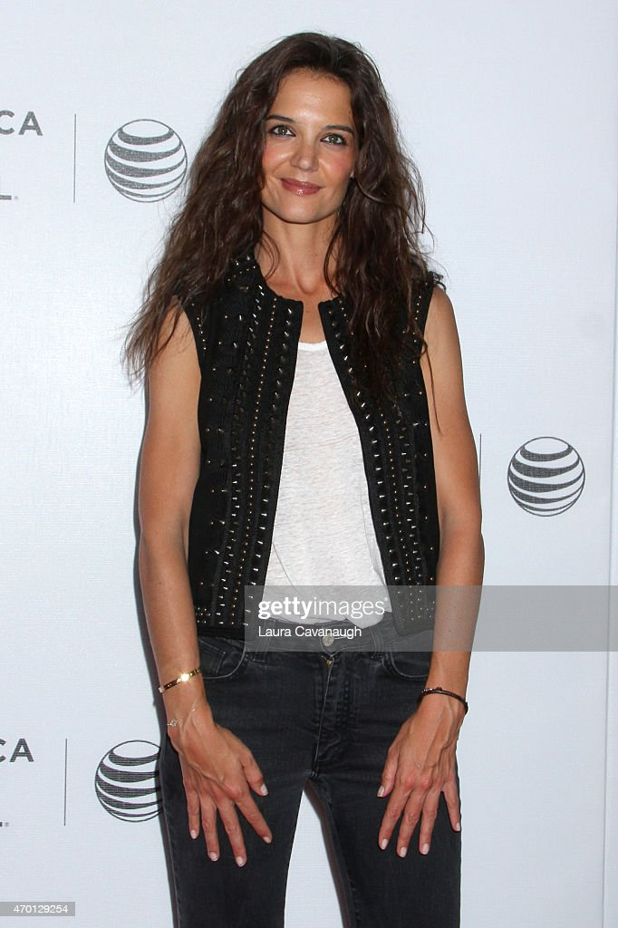 Director <a gi-track='captionPersonalityLinkClicked' href=/galleries/search?phrase=Katie+Holmes&family=editorial&specificpeople=201598 ng-click='$event.stopPropagation()'>Katie Holmes</a> attends the premiere of 'Eternal Princess' at the Shorts Program during the 2015 Tribeca Film Festival at Regal Battery Park 11 on April 17, 2015 in New York City.
