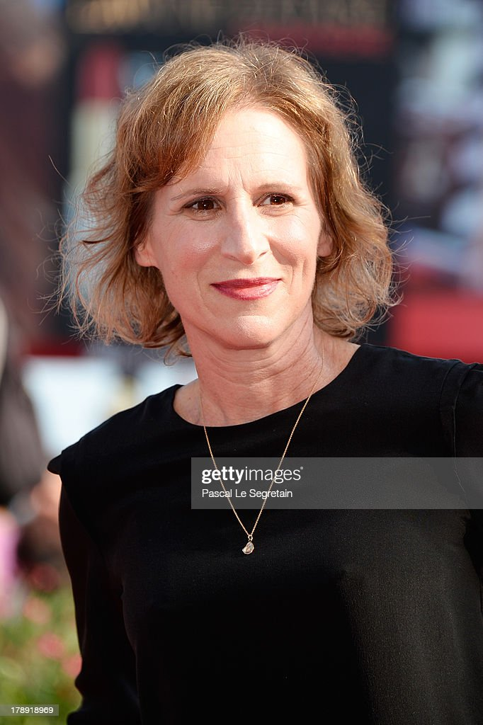 Director <a gi-track='captionPersonalityLinkClicked' href=/galleries/search?phrase=Kelly+Reichardt&family=editorial&specificpeople=3978109 ng-click='$event.stopPropagation()'>Kelly Reichardt</a> attends 'Night Moves' Premiere during the 70th Venice International Film Festival at the Palazzo del Cinema on August 31, 2013 in Venice, Italy.
