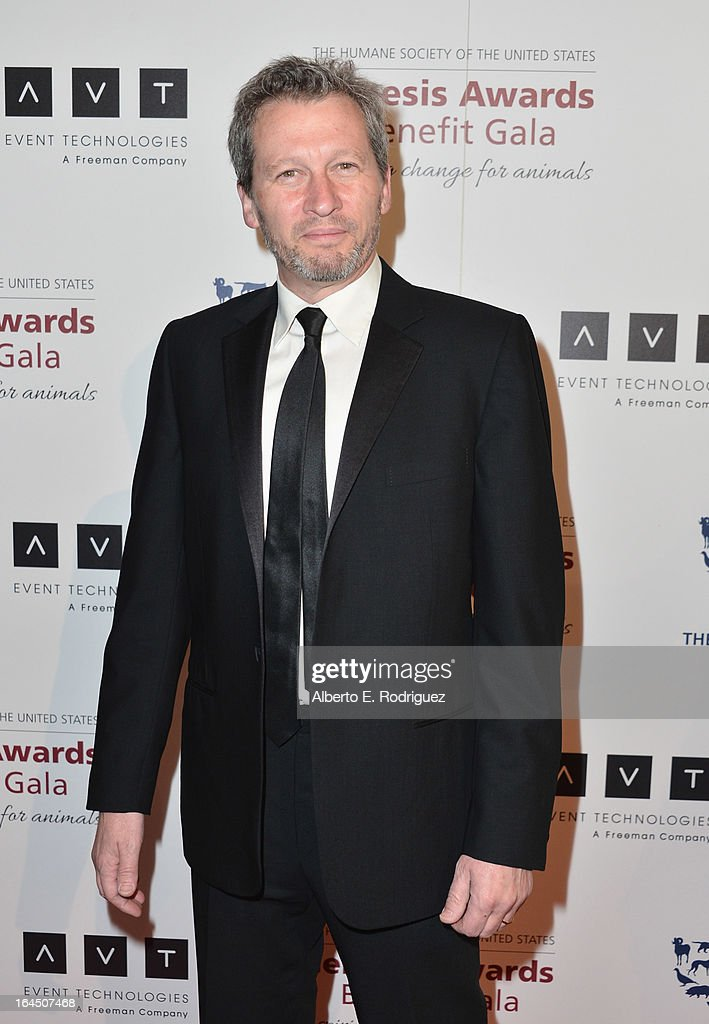 Director Ken Kwapis arrives to the 2013 Genesis Awards Benefit Gala at The Beverly Hilton Hotel on March 23, 2013 in Beverly Hills, California.