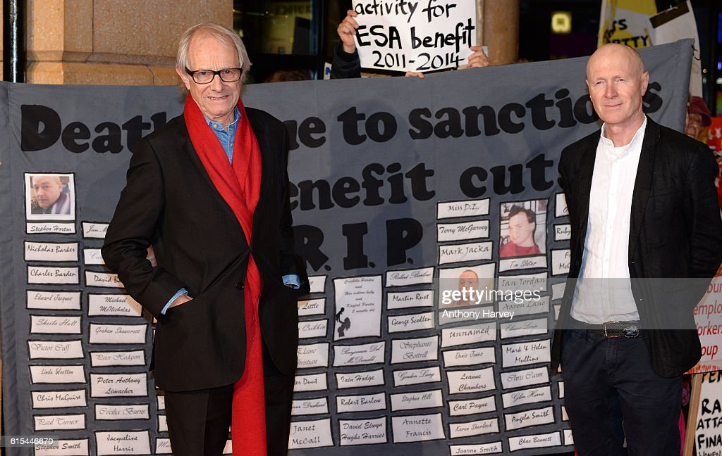 """I, Daniel Blake"" - 'The People's Premiere' - Red Carpet Arrivals"
