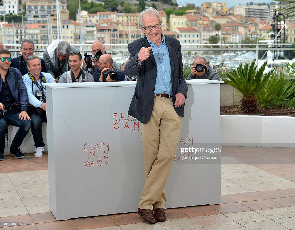 """I, Daniel Black "" - Photocall - The 69th Annual Cannes Film Festival"