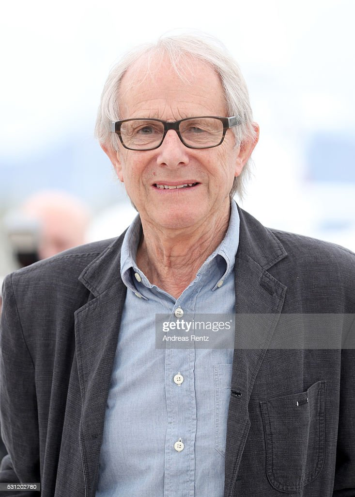 Director <a gi-track='captionPersonalityLinkClicked' href=/galleries/search?phrase=Ken+Loach&family=editorial&specificpeople=233467 ng-click='$event.stopPropagation()'>Ken Loach</a> attends the 'I, Daniel Black (Moi, Daniel Black)' photocall during the 69th annual Cannes Film Festival at the Palais des Festivals on May 13, 2016 in Cannes, France.