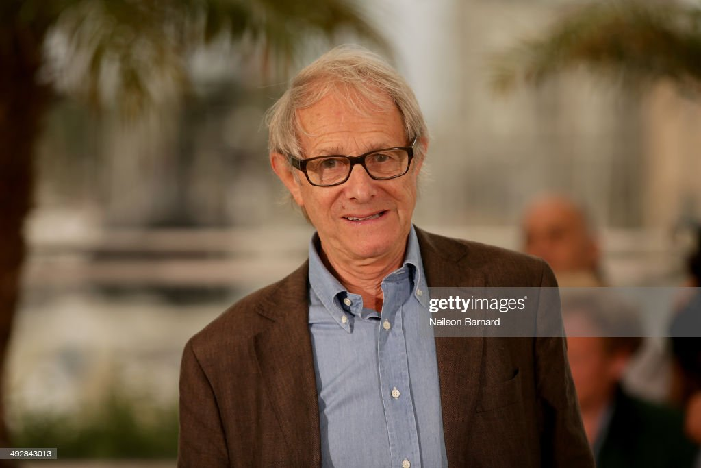 Director <a gi-track='captionPersonalityLinkClicked' href=/galleries/search?phrase=Ken+Loach&family=editorial&specificpeople=233467 ng-click='$event.stopPropagation()'>Ken Loach</a> attends the 'Jimmy's Hall' photocall during the 67th Annual Cannes Film Festival on May 22, 2014 in Cannes, France.
