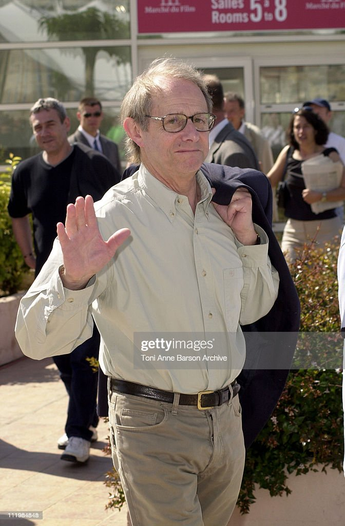 Director <a gi-track='captionPersonalityLinkClicked' href=/galleries/search?phrase=Ken+Loach&family=editorial&specificpeople=233467 ng-click='$event.stopPropagation()'>Ken Loach</a> during Cannes 2002 - 'Sweet Sixteen' Photo Call at Palais des Festivals in Cannes, France.
