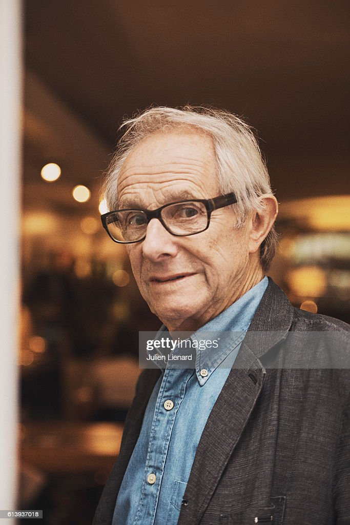 Director Ken Loach is photographed for Le Film Francais on September 20, 2016 in Paris, France.