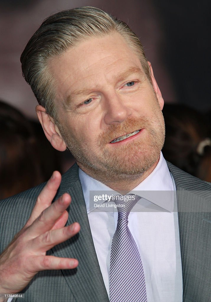 Director <a gi-track='captionPersonalityLinkClicked' href=/galleries/search?phrase=Kenneth+Branagh&family=editorial&specificpeople=213618 ng-click='$event.stopPropagation()'>Kenneth Branagh</a> attends the premiere of Paramount Pictures' And Marvel's 'Thor' at the El Capitan Theatre on May 2, 2011 in Los Angeles, California.