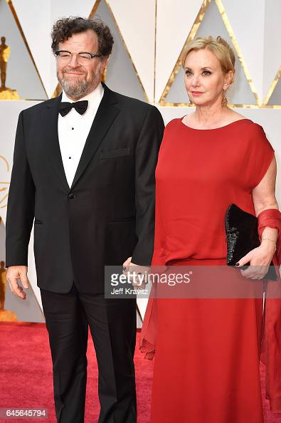 Director Kenneth Lonergan and actor J SmithCameron attend the 89th Annual Academy Awards at Hollywood Highland Center on February 26 2017 in...