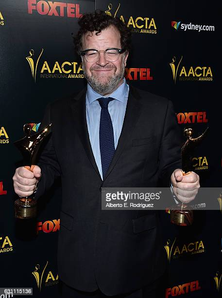Director Kenneth Lonergan attends the 6th Annual AACTA International Awards at Avalon Hollywood on January 6 2017 in Los Angeles California