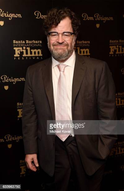 Director Kenneth Lonergan visits the Dom Perignon Lounge at The Santa Barbara International Film Festival on February 5 2017 in Santa Barbara...