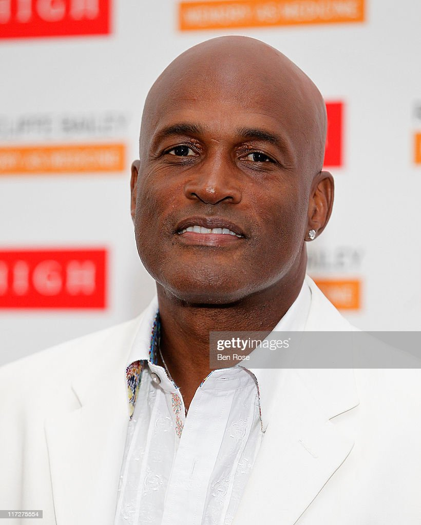Director <a gi-track='captionPersonalityLinkClicked' href=/galleries/search?phrase=Kenny+Leon&family=editorial&specificpeople=234439 ng-click='$event.stopPropagation()'>Kenny Leon</a> attends a private reception for the opening of the exhibition 'Radcliffe Bailey : Memory as Medicine' at High Museum of Art on June 24, 2011 in Atlanta, Georgia.