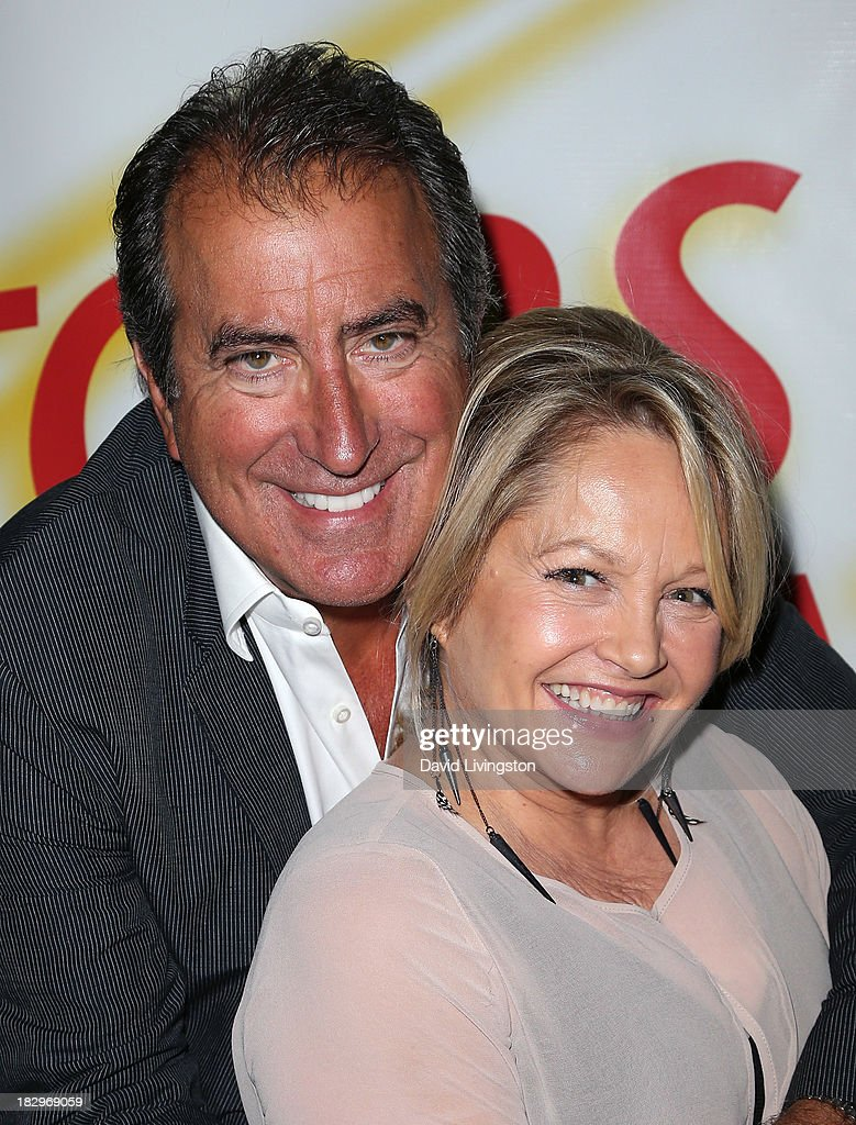 Director <a gi-track='captionPersonalityLinkClicked' href=/galleries/search?phrase=Kenny+Ortega&family=editorial&specificpeople=820096 ng-click='$event.stopPropagation()'>Kenny Ortega</a> (L) and actress <a gi-track='captionPersonalityLinkClicked' href=/galleries/search?phrase=Charlene+Tilton&family=editorial&specificpeople=216512 ng-click='$event.stopPropagation()'>Charlene Tilton</a> attend Actors for Autism and Rockwell Table & Stage presents Reach for the Stars at Rockwell Table & Stage on October 2, 2013 in Los Angeles, California.