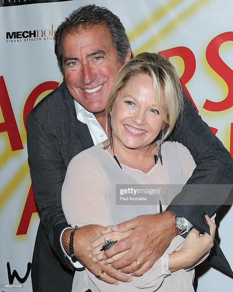 Director <a gi-track='captionPersonalityLinkClicked' href=/galleries/search?phrase=Kenny+Ortega&family=editorial&specificpeople=820096 ng-click='$event.stopPropagation()'>Kenny Ortega</a> (L) and Actress <a gi-track='captionPersonalityLinkClicked' href=/galleries/search?phrase=Charlene+Tilton&family=editorial&specificpeople=216512 ng-click='$event.stopPropagation()'>Charlene Tilton</a> (R) attend the Actors For Autism presenting Reach For The Stars honoring Joe Mantegna at Rockwell on October 2, 2013 in Los Angeles, California.