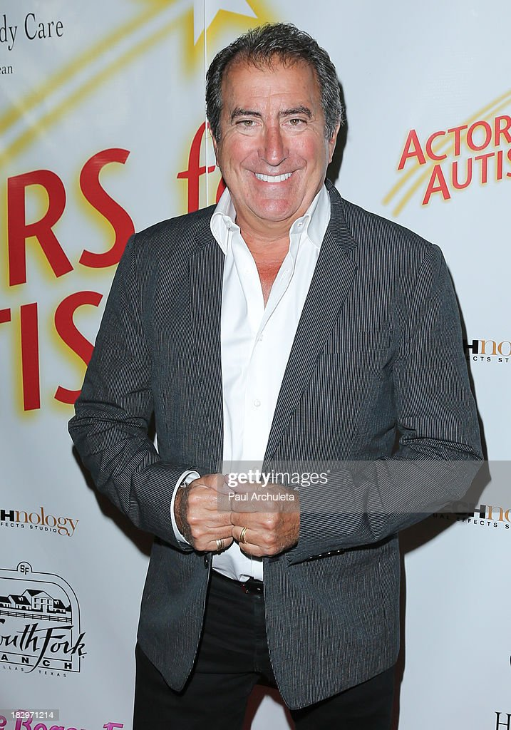 Director <a gi-track='captionPersonalityLinkClicked' href=/galleries/search?phrase=Kenny+Ortega&family=editorial&specificpeople=820096 ng-click='$event.stopPropagation()'>Kenny Ortega</a> attends the Actors For Autism presenting Reach For The Stars honoring Joe Mantegna at Rockwell on October 2, 2013 in Los Angeles, California.