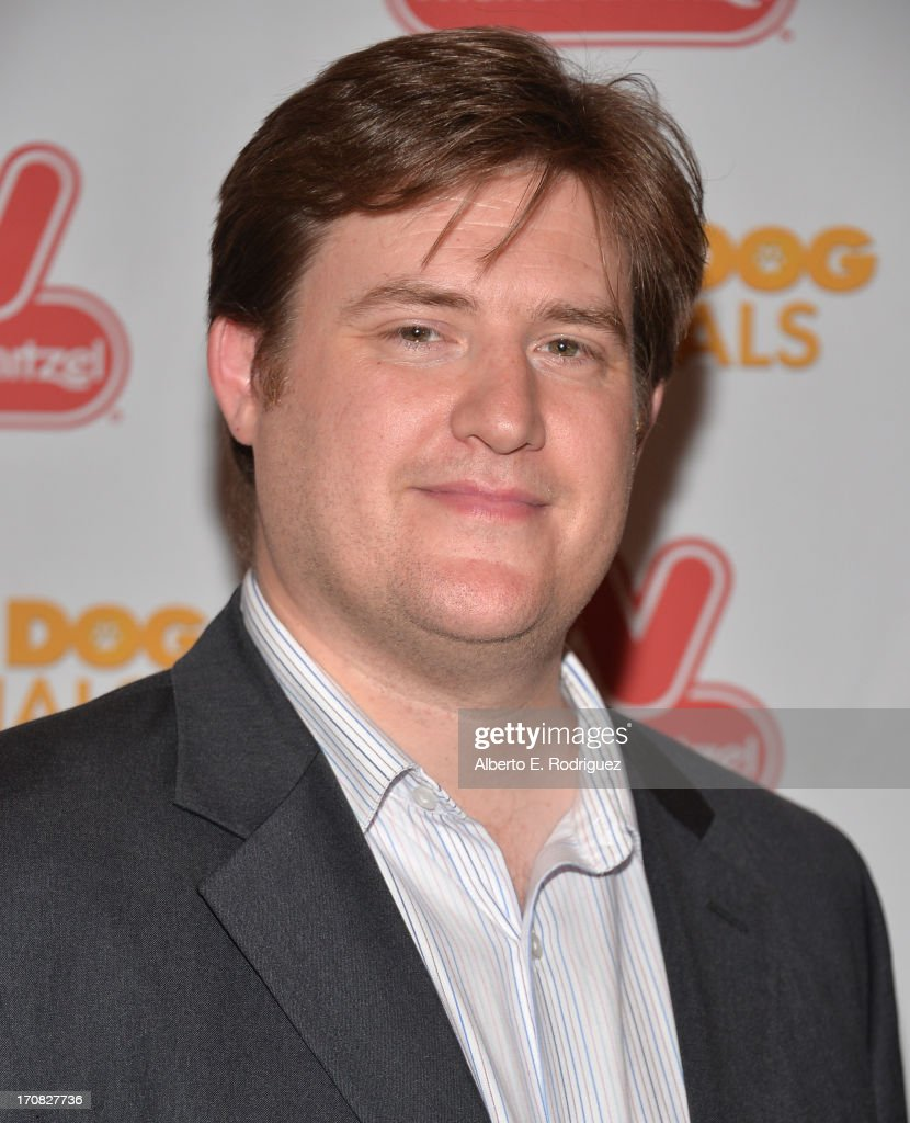 Director Kevan Peterson arrive to the Premiere of 'Wiener Dog Nationals' at Pacific Theatre at The Grove on June 18, 2013 in Los Angeles, California.