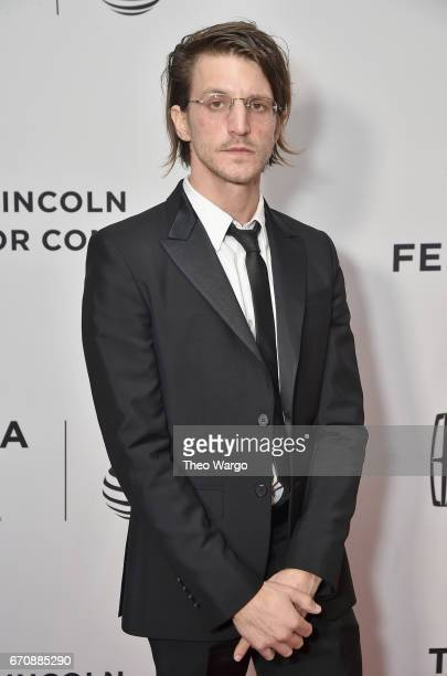 Director Kevin Phillips attends the 'Super Dark Times' Premiere during 2017 Tribeca Film Festival at Cinepolis Chelsea on April 20 2017 in New York...