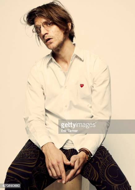 Director Kevin Phillips from 'Super Dark Times' attends the 2017 Tribeca Film Festival portrait studio on April 20 2017 in New York City