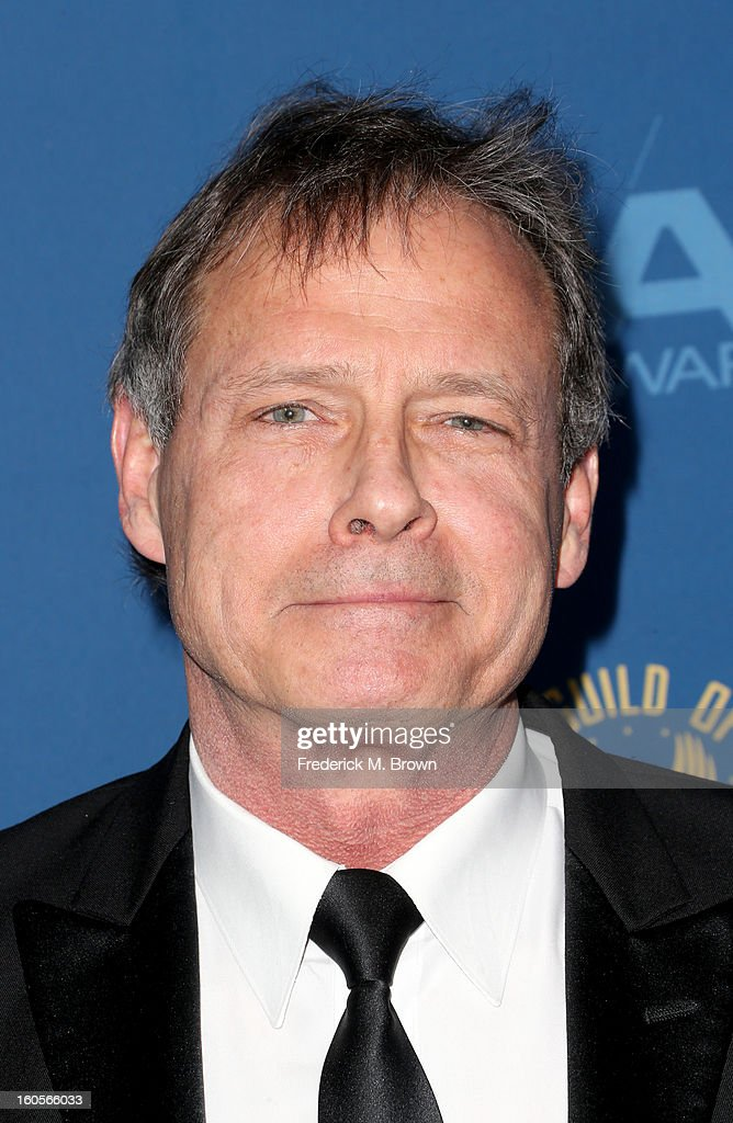 Director <a gi-track='captionPersonalityLinkClicked' href=/galleries/search?phrase=Kevin+Reynolds&family=editorial&specificpeople=5578771 ng-click='$event.stopPropagation()'>Kevin Reynolds</a> attends the 65th Annual Directors Guild Of America Awards at Ray Dolby Ballroom at Hollywood & Highland on February 2, 2013 in Los Angeles, California.