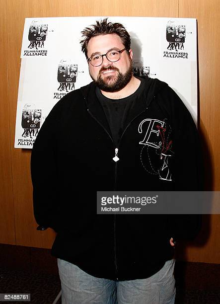 Director Kevin Smith attends the Filmmakers Alliance Visionfest 2008 at the Directors Guild of America on August 20 2008 in Los Angeles California